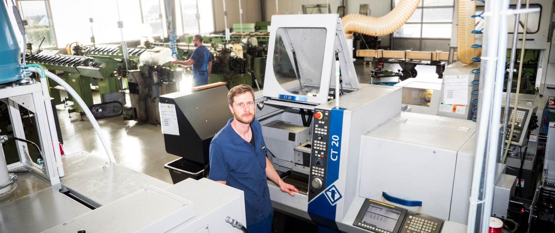 ILG Drehteile GmbH Wellendingen